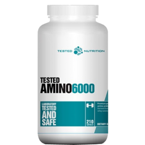 Tested Nutrition Amino 6500