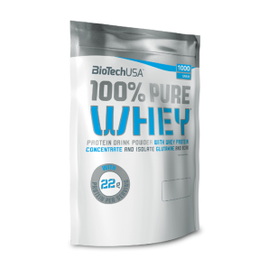 100% Pure Whey 1000g - Biotech USA