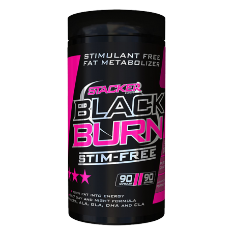 Black Burn Stim Free - Stacker 2
