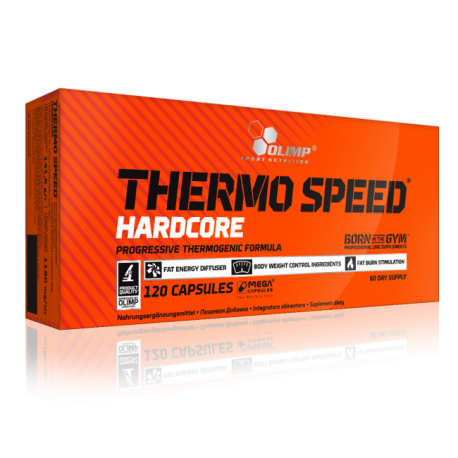 Thermo Speed Hardcore Olimp