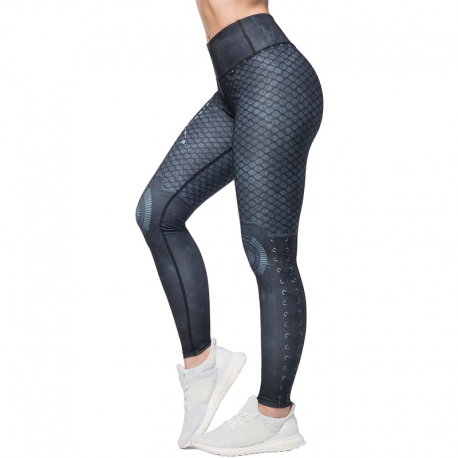 Compression Leggings BANDIDA - Anarchy Apparel