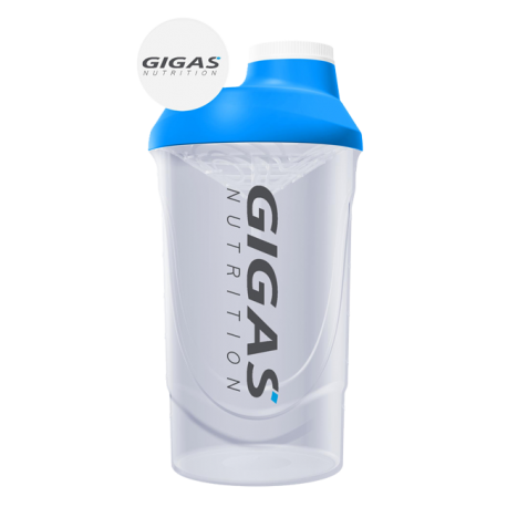 Gigas Wave Shaker White - Gigas Nutrition