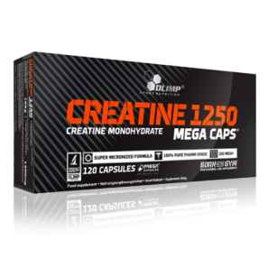 Creatine 1250 Mega Caps (120) - Olimp Sport Nutrition