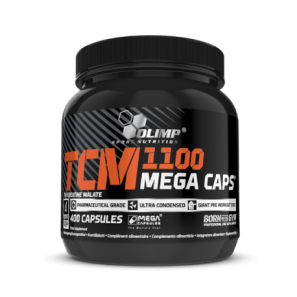 TCM 1100 Mega Caps (400) - Olimp Sport Nutrition