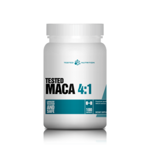 Maca 4:1 - Tested Nutrition