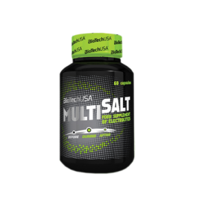 MultiSalt 60 Caps - Biotech USA