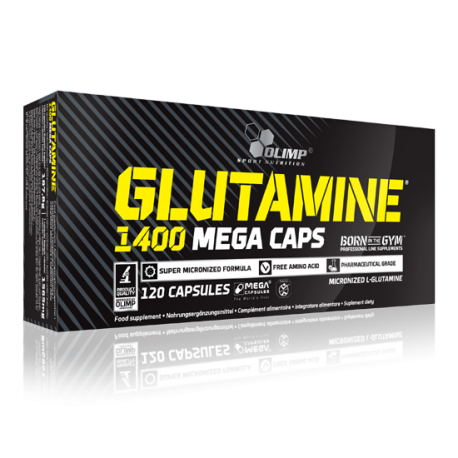 Olimp Glutamine 1400 Mega Caps (120)