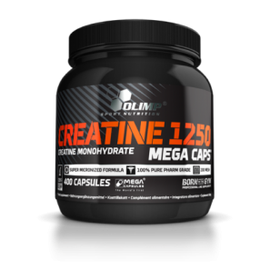 Creatine 1250 Mega Caps (400) - Olimp Sport Nutrition