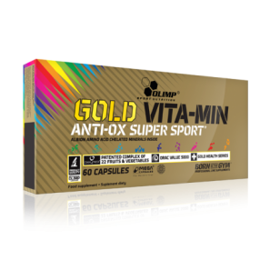 Gold Vita-Min Anti-Ox Super Sport - Olimp Sport Nutrition