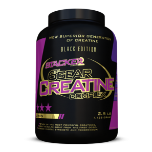 6th Gear Creatine Complex - Stacker 2