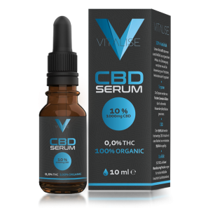 CBD Serum 10ml - VITALSE