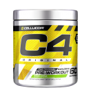 C4 Pre Workout 60 Servings - Cellucor