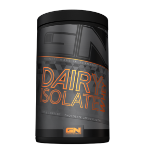 100% Dairy Whey ISOLATE (750g) - GN Laboratories
