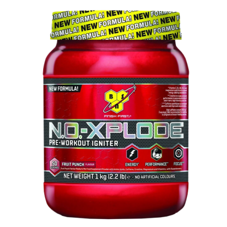 No-Xplode Pre-Workout Igniter 600g BSN