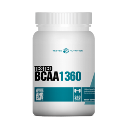 Tested Nutrition BCAA