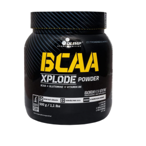 BCAA Xplode Powder 500g - Olimp Sport Nutrition
