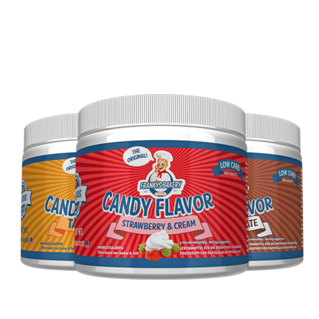 Candy Flavor Frankys Bakery