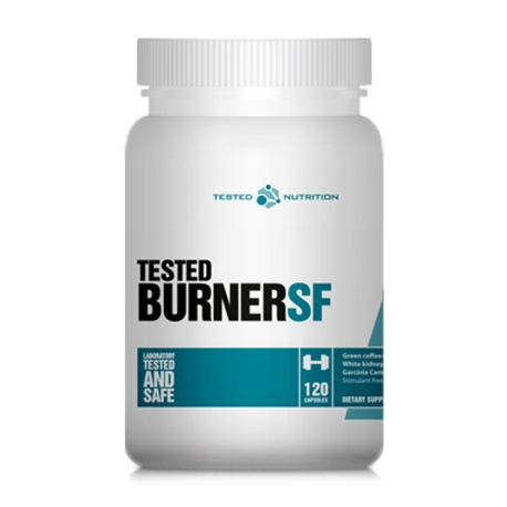 Tested Burner SF - Tested Nutrition