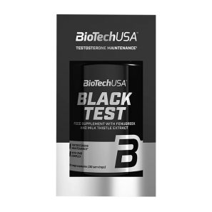 Black Test - Biotech USA