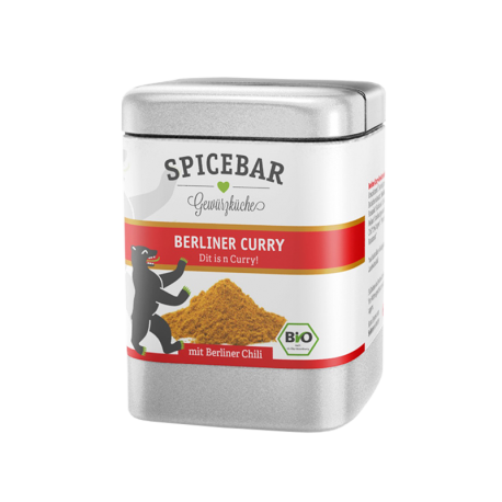 Berliner Curry Bio - Spicebar