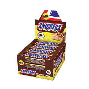 Snickers Hi Protein Bar 12x55g - Mars