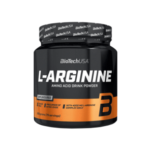 L-Arginine Powder 300g - Biotech USA