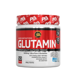 Glutamine Powder (300g) - All Stars
