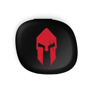 Pill Box Spartan Black - Gods Rage