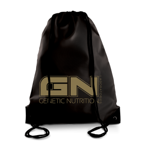 Gym Sack Black - GN Laboratories