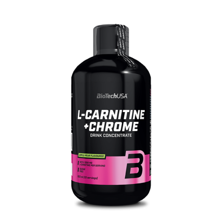 L-Carnitine Chrome - Biotech USA