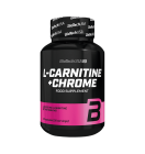 L - Carnitine + Chrome (60 Capsules) - Biotech USA