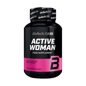 Active Woman - Biotech USA