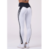 Power Your Hero Iconic Leggins 531 White - Nebbia