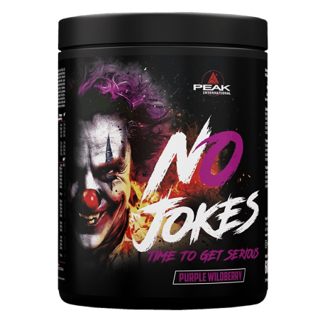 No Jokes - Peak