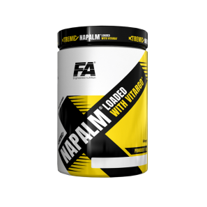 Xtreme Napalm Vitargo - Fitness Authority