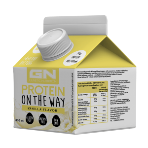 Protein on the Way 6x300ml - GN Laboratories