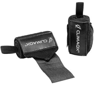 Wrist Wraps (Black Edition) - Climaqx
