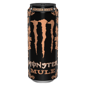 Monster Mule Ginger Brew Zero 12x500ml - Monster Energy