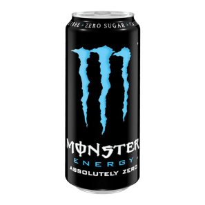 Monster Absolute Zero 12x500ml - Monster Energy