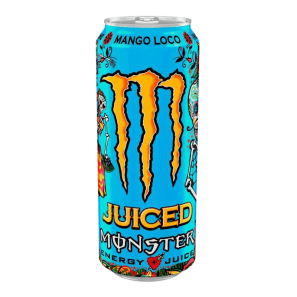 Monster Mango Loco 12x500ml - Monster Energy