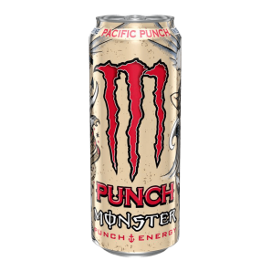 Monster Pacific Punch 12x500ml - Monster Energy