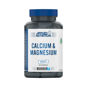 Applied Calcium+Magnesium 90 Vegan Tabs - Applied Nutrition