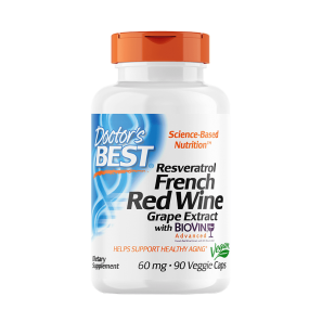 French Red Wine Extract - Doctors Best