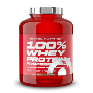 100% Whey Protein Professional 2350g - SCITEC Nutrition
