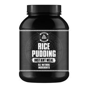Rice Pudding Instant Meal - Gods Rage