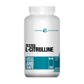 L-Citrulline - Tested Nutrition