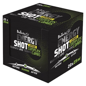 Energy Shot - Biotech USA
