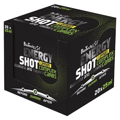 Biotech Energy Shot