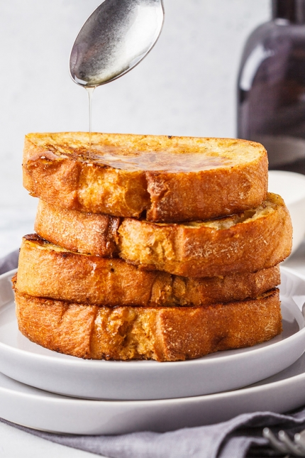 Rezept des Tages Protein French Toast